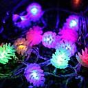 preiswerte Feiertags Party Dekoration-1pc LED Gute Qualität Dekoration Weihnachtsbeleuchtung Leuchtgirlanden