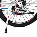 hesapli Pompalar & Kickstands-Kickstand Ayarlanabilir, Bisiklet Yol Bisikletçiliği / Bisiklete biniciliği / Bisiklet / Dağ Bisikleti Alüminyum alaşımı Beyaz / Siyah