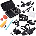 cheap Accessories For GoPro-Accessory Kit For Gopro Waterproof All in One For Action Camera All Gopro Gopro 5 Gopro 4 Black Gopro 4 Session Gopro 4 Silver Gopro 4