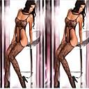 povoljno Karijera Uniforme-Žene Odore Seksi uniforme Spol Cosplay Nošnje Šupalj Stockings