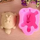 hesapli Banyo Lavabosu Muslukları-Bakeware araçları Plastik Kek Pasta Kalıpları 1pc