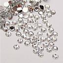 hesapli Tırnak Takısı-5000 pcs Nail Jewelry Tırnak Tasarımı Tasarımı Soyut / Düğün / Moda Günlük / Arkilik