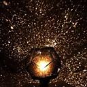 baratos Novidades em Iluminação-Luzes de Presença/Luz de Decoração - Coway - Amarelo - Prova-de-Água/Remote Controlled - 3 - (W) - AC 220 - (V)