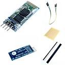 billige Hobbysett-hc-06 trådløse bluetooth transceiver rf hovedmodul tilbehør for Arduino