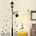 cheap Wall Stickers-Decorative Wall Stickers - Plane Wall Stickers Cartoon Living Room / Bedroom / Study Room / Office / Washable / Removable