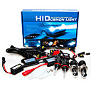 cheap RC Cars-H4 Car Light Bulbs 55W 3200lm HID Xenon Headlamp For Honda / Toyota