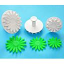 olcso Férfi bebújós cipők és papucsok-Bakeware eszközök Műanyag Torta süteményformákba 1db