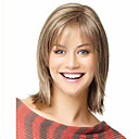 cheap Synthetic Capless Wigs-Synthetic Wig Blonde Blonde Wig Women's Short