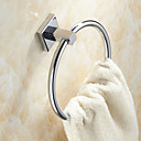 cheap Cycling Jerseys-Towel Bar Contemporary Brass 1 pc - Hotel bath towel ring