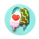 halpa Kakkumuotit-1kpl Muovi Kakku kakku Muotit Bakeware-työkalut
