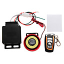 cheap Motorcycle & ATV Parts-Motorbike Anti-theft Security Alarm System Remote Control Engine Start DC 12V