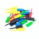 billiga Andra delar-diy pc-test klipp / klämma set - flerfärgad (5x 5st)