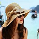 preiswerte Praktische Geschenke-Korbwaren Hüte Kopfbedeckung with Blumig 1pc Besondere Anlässe Normal Draussen Kopfschmuck