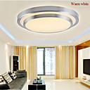 halpa Valonheittimet-Uppoasennus Alavalot - Minityyli, LED, 90-240V / 110-120V / 220-240V, Lämmin valkoinen / Valkoinen, LED-valonlähde mukana / 5-10㎡