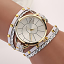 cheap Foundation Brushes-Women's Quartz Bracelet Watch Punk PU Band Bohemian / Elegant / Fashion