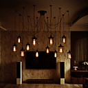 cheap Chandeliers-Cluster Chandelier Ambient Light - Mini Style, 110-120V / 220-240V Bulb Not Included / 20-30㎡ / E26 / E27
