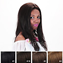 cheap Human Hair Wigs-Human Hair Lace Front Wig Brazilian Hair Straight Wig 130% Density with Baby Hair Natural Hairline African American Wig 100% Hand Tied Women's Short Medium Length Long Human Hair Lace Wig Premierwigs