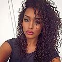 ieftine Peruci Păr Uman-Păr Natural Parte U Față din Dantelă Perucă Păr Brazilian Kinky Curly Perucă 130% Densitatea părului 10-30 inch Pentru femei Scurt Mediu Lung Peruci Păr Uman