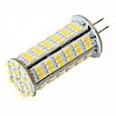 olcso LED Szpotlámpák-YWXLIGHT® 1db 5 W 450-500 lm G4 LED kukorica izzók T 126 LED gyöngyök SMD 3014 Meleg fehér / Hideg fehér 12 V / 24 V / 1 db. / RoHs