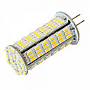 hesapli LED Ampuller-YWXLIGHT® 5W 450-500 lm G4 LED Mısır Işıklar T 126 led SMD 3014 Sıcak Beyaz Serin Beyaz DC 24V AC 24V AC 12V DC 12V