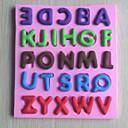 olcso Sütiformák-Bakeware eszközök Szilikongumi Környezetbarát / DIY Torta / Keksz / Palacsinta Cartoon Shaped sütőformát 1db
