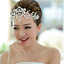 cheap Flower Baskets-Acrylic Headbands with 1 Wedding / Special Occasion Headpiece