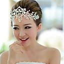 baratos Acessórios de Cabelo-Acrílico Headbands com 1 Casamento / Ocasião Especial Capacete