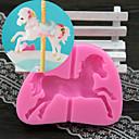זול אפייה-כלי Bakeware פלסטי Cake עוגות Moulds 1pc