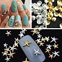cheap Rhinestone & Decorations-1 pcs Nail Jewelry Punk / Fashion Lovely Daily Nail Art Design / Metal