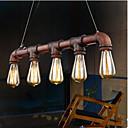 halpa LED-valonauhat-Riipus valot Tunnelmavalo - LED, 110-120V / 220-240V, Valkoinen, Polttimo ei ole mukana toimitksessa / 20-30㎡