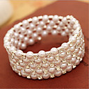 cheap Bracelets-Women's - Imitation Pearl Strand, Classic Bracelet For Wedding / Party / Special Occasion / Anniversary / Engagement / Gift / Daily / Casual
