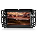 billige DVD-spillere til bilen-Chtechi 7 tommers 2 Din Windows CE 6.0 / Windows CE I-Instrumentpanel Innebygget Bluetooth / GPS / 3D grensesnitt til GMC Brukerstøtte / Rattkontroll / Styrekule & Pekeplate / Spill / Pekeskjerm