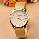 abordables Relojes de Vestir-Geneva Mujer Reloj de Pulsera Gran venta Aleación Banda Encanto / Moda Dorado