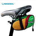 abordables Bolsas para Guardabarros-Rosewheel 0.8 L Bolsa para Guardabarro Impermeable, Listo para vestir, A Prueba de Golpes Bolsa para Bicicleta Poliéster 600D Bolsa para Bicicleta Bolsa de Ciclismo Ciclismo / Bicicleta