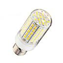 baratos Lâmpadas de LED-Ywxlight® 9w e26 / e27 levou luzes de milho 96 smd 5730 900-1000 lm branco quente branco frio branco decorativo 220-240 v