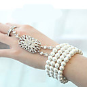 cheap Party Headpieces-Women's Bracelet - Stylish Bracelet White For Wedding / Party / Evening / Event / Party