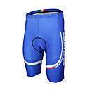 cheap Cycling Pants, Shorts, Tights-Arsuxeo Men's Cycling Padded Shorts Bike Shorts / Padded Shorts / Chamois / Bottoms Breathable, 3D Pad, Quick Dry Classic Polyester, Spandex, Coolmax® Blue Bike Wear / High Elasticity