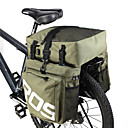 cheap Camp Kitchen-ROSWHEEL 35 L Bike Panniers Bag 3 In 1, Waterproof, Adjustable Bike Bag PU Leather / 600D Polyester Bicycle Bag Cycle Bag Cycling / Bike / Large Capacity / Waterproof Zipper