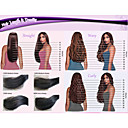 cheap Human Hair Wigs-Human Hair Lace Front Wig Brazilian Hair Wavy Body Wave Natural Black Wig 130% Density with Baby Hair Natural Hairline African American Wig 100% Hand Tied Natural Black Women's Short Medium Length