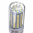 cheap LED Strip Lights-YWXLIGHT® 6W 500 lm E14 G9 GU10 E26/E27 B22 LED Corn Lights T 102 leds SMD 2835 Decorative Warm White Cold White AC 220-240V