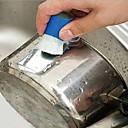 Χαμηλού Κόστους Audio i Video-απολύμανση ανοξείδωτο χάλυβα καθαρίστε το μαγικό ραβδί μετάλλων σκουριά δοχείο αποσιδήρωσης τυχαίο χρώμα