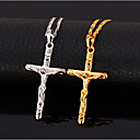 hesapli Kolyeler-Kadın's Mücevher - Diğerleri Altın, Gümüş