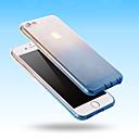 hesapli iPhone Kılıfları-Pouzdro Uyumluluk iPhone 5 / Apple iPhone SE / 5s / iPhone 5 Şeffaf Arka Kapak Renkli Gradyan Yumuşak TPU