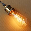 povoljno Navlake-1pc 40W E26/E27 ST64 2300 K Žarulja sa žarnom niti Edison AC 220V AC 220-240V V