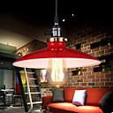 preiswerte Pendelleuchten-Pendelleuchten Raumbeleuchtung Lackierte Oberflächen Metall LED 110-120V / 220-240V Gelb Glühbirne nicht inklusive