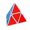 baratos Cubos de Rubik-Cubo mágico Cubo QI Shengshou Pyramid 2*2*2 Cubo Macio de Velocidade Cubos mágicos Cubo Mágico Nível Profissional Velocidade Clássico Crianças Adulto Brinquedos Para Meninos Para Meninas Dom