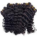 رخيصةأون شعر انسان-شعر برازيلي الموج العميق شعر عذراء ينسج شعرة الإنسان ينسج شعرة الإنسان شعر إنساني إمتداد