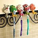 billige Tannbørste og tilbehør-dyr søt tegneserie uksjon kopp toothbruh holderen bad acceorie tilfeldig