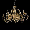 cheap Chandeliers-Chandelier Ambient Light - LED, 110-120V / 220-240V, Warm White, Bulb Included / G4 / 15-20㎡