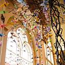 preiswerte Partyzubehör-Weihnachten / Geburtstag / Verlobung / Neujahr / Valentinstag Hartkartonpapier Hochzeits-Dekorationen Strand / Blumen / Schmetterling